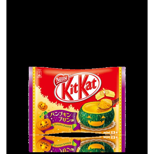 Japanese Kit Kat - Pumpkin Pudding