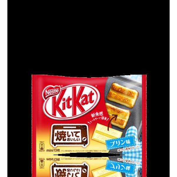 Japanese Kit Kat Pudding