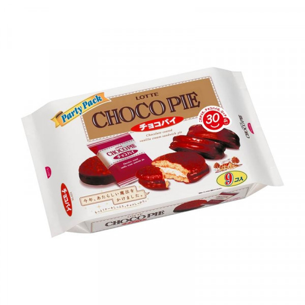Lotte Choco Pie Party Pack