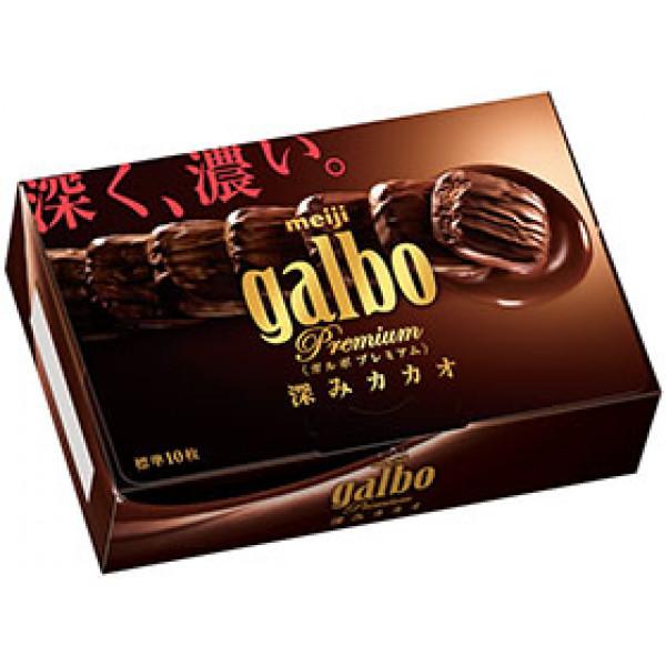 Meiji Galbo mini Premium Cacao Choco