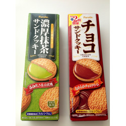 Furuta Green tea & Chocolate Cookies