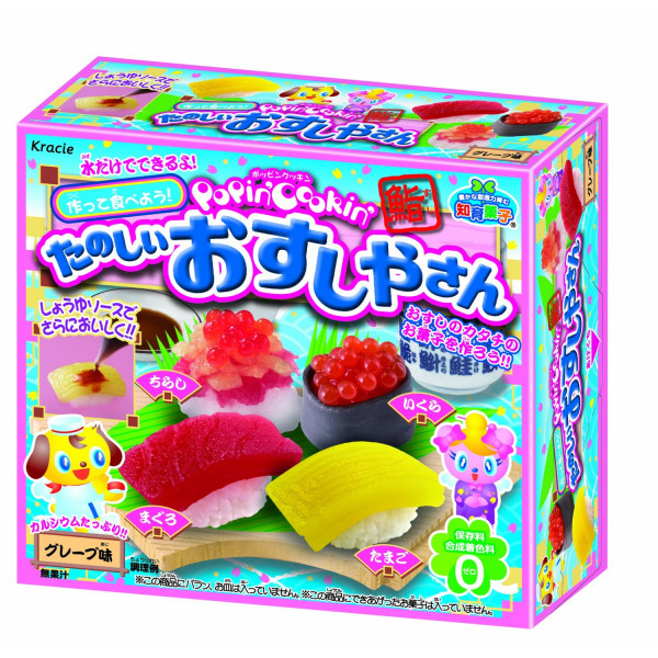 Popin' Cookin' DIY Sushi Candy