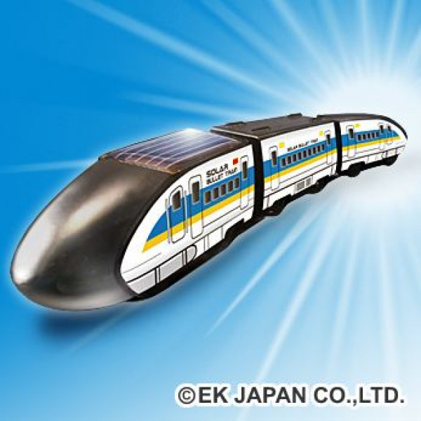 ELEKIT Solar Train kit