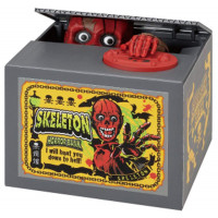Horror Zombie Coin Bank